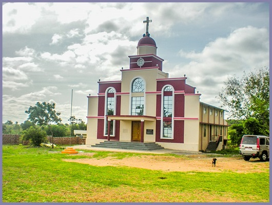 CHRIST THE KING CHURCH, UJINI :