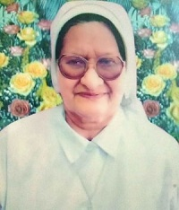 Dr Sr Immaculate Rodrigues